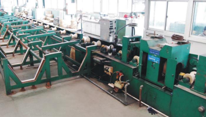 鋼管精密鋼管的渦流探傷原理 技術信息 第1張