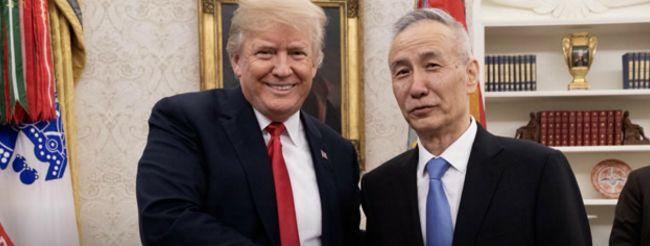 中美貿易戰停火,中國贏了?還是!美國贏了? 行業信息 第1張
