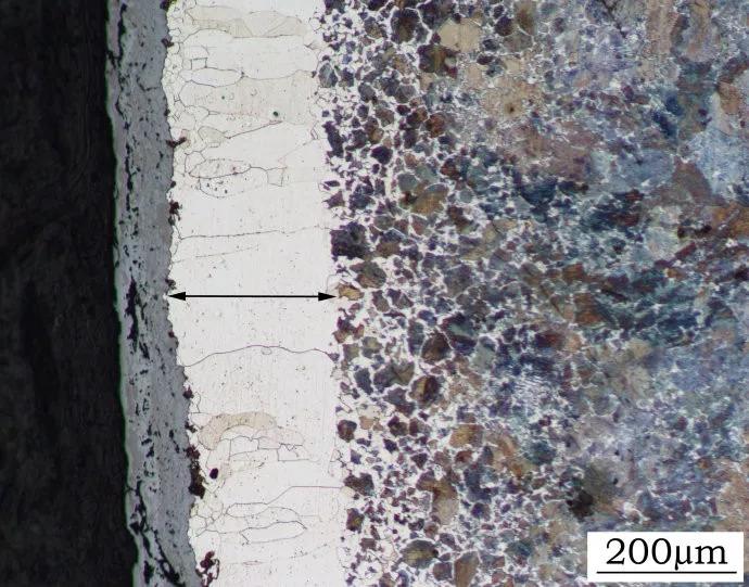 鋼管熱處理表面脫碳及其預防對策 技術信息 第1張